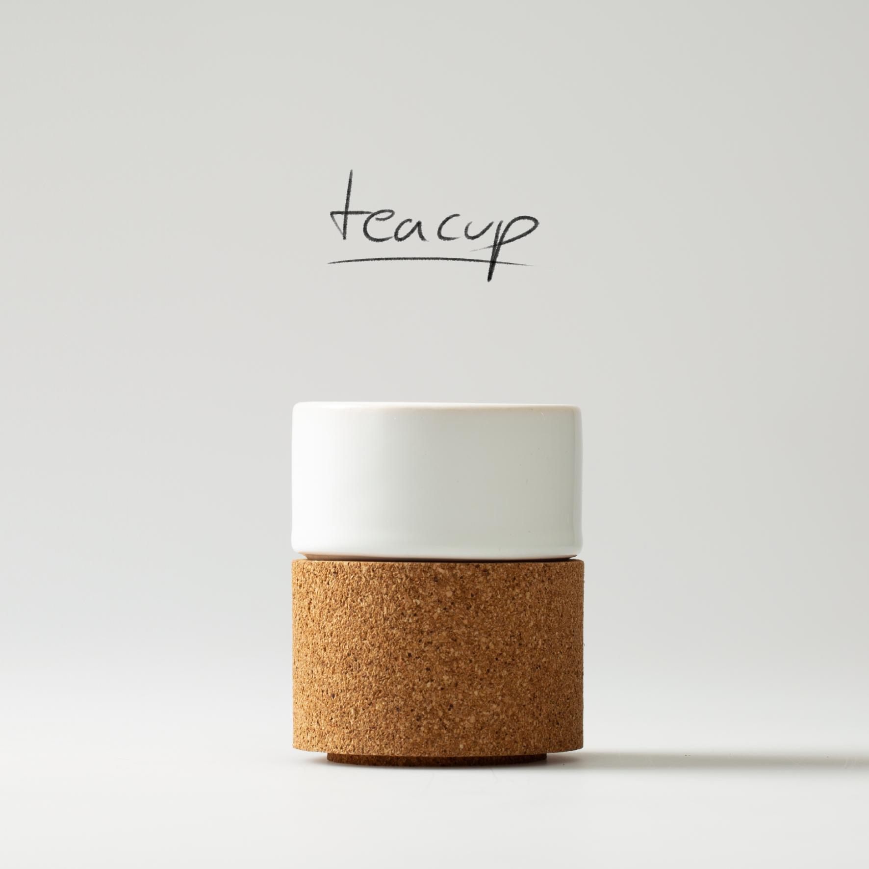 Minimalistic Teacup