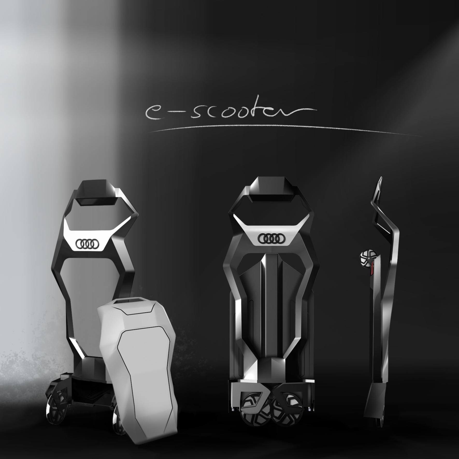 Audi E-Scooter